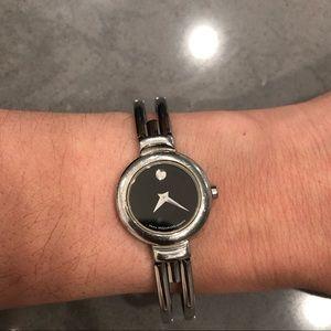 Movado bracelet watch